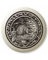 Beaver Pathfinder Animal Totem Porcelain Necklace All Wicca Store Magickal Supplies Wiccan Supplies, Wicca Books, Pagan Jewelry, Altar Statues