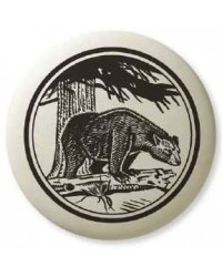 Black Bear Pathfinder Animal Totem Porcelain Necklace All Wicca Store Magickal Supplies Wiccan Supplies, Wicca Books, Pagan Jewelry, Altar Statues