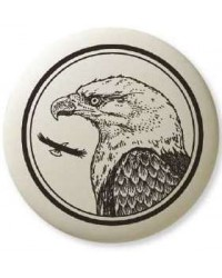 Bald Eagle Pathfinder Animal Totem Porcelain Necklace All Wicca Store Magickal Supplies Wiccan Supplies, Wicca Books, Pagan Jewelry, Altar Statues