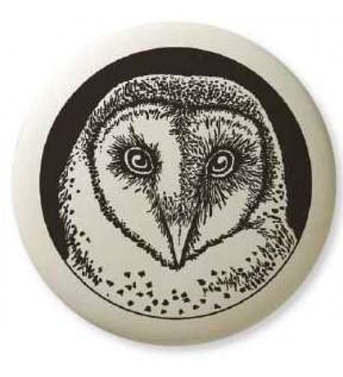 Barn Owl Pathfinder Animal Totem Porcelain Necklace at All Wicca Store Magickal Supplies, Wiccan Supplies, Wicca Books, Pagan Jewelry, Altar Statues