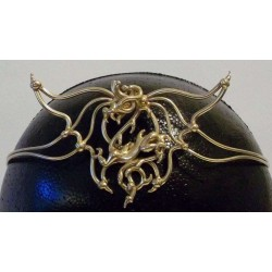 Dragon Bronze Draconian Wiccan Circlet All Wicca Wiccan Altar Supplies, Books, Jewelry, Statues