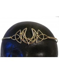 Celtic Moon Triquetra Bronze Wiccan Circlet All Wicca Store Magickal Supplies Wiccan Supplies, Wicca Books, Pagan Jewelry, Altar Statues