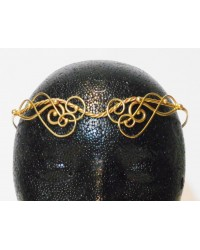 Iona Elaborate Twisted Bronze Circlet All Wicca Store Magickal Supplies Wiccan Supplies, Wicca Books, Pagan Jewelry, Altar Statues