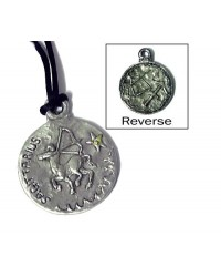 Sagittarius Zodiac Pewter Necklace All Wicca Magickal Supplies Wiccan Supplies, Wicca Books, Pagan Jewelry, Altar Statues