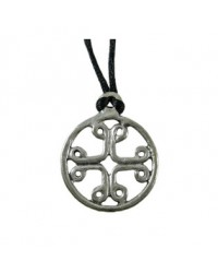 Pilgrims Cross Pewter Necklace All Wicca Magickal Supplies Wiccan Supplies, Wicca Books, Pagan Jewelry, Altar Statues