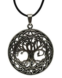 Celtic Tree of Life Pewter Necklace All Wicca Store Magickal Supplies Wiccan Supplies, Wicca Books, Pagan Jewelry, Altar Statues