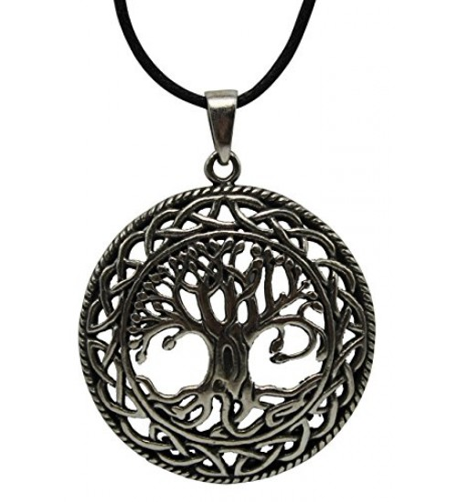 Celtic Tree of Life Pewter Necklace at All Wicca Store Magickal Supplies, Wiccan Supplies, Wicca Books, Pagan Jewelry, Altar Statues
