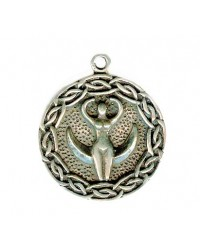 Nile Goddess Necklace All Wicca Magickal Supplies Wiccan Supplies, Wicca Books, Pagan Jewelry, Altar Statues