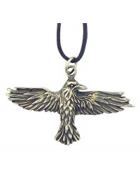 Celtic Raven Pewter Necklace All Wicca Store Magickal Supplies Wiccan Supplies, Wicca Books, Pagan Jewelry, Altar Statues
