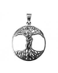 Lovers Tree of Life Sterling Silver Pendant All Wicca Store Magickal Supplies Wiccan Supplies, Wicca Books, Pagan Jewelry, Altar Statues