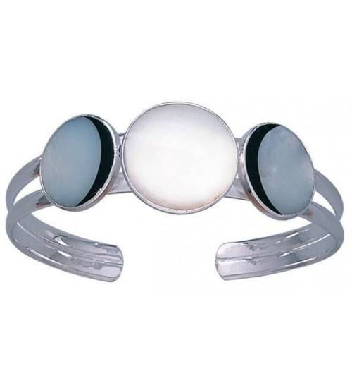 Magick Moon Phases Cuff Bracelet