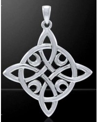 Quaternary Celtic Cross Silver Pendant All Wicca Store Magickal Supplies Wiccan Supplies, Wicca Books, Pagan Jewelry, Altar Statues