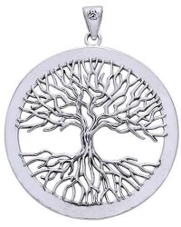 Wiccan Tree of Life Pendant All Wicca Store Magickal Supplies Wiccan Supplies, Wicca Books, Pagan Jewelry, Altar Statues