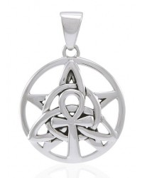 Sacred Symbol Sterling Silver Pendant All Wicca Store Magickal Supplies Wiccan Supplies, Wicca Books, Pagan Jewelry, Altar Statues