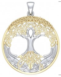 Magnificent Tree of Life Pendant All Wicca Store Magickal Supplies Wiccan Supplies, Wicca Books, Pagan Jewelry, Altar Statues