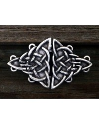 Celtic Triquetra Knot Cloak Clasp All Wicca Store Magickal Supplies Wiccan Supplies, Wicca Books, Pagan Jewelry, Altar Statues