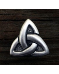 Celtic Triquetra Pewter Concho All Wicca Store Magickal Supplies Wiccan Supplies, Wicca Books, Pagan Jewelry, Altar Statues
