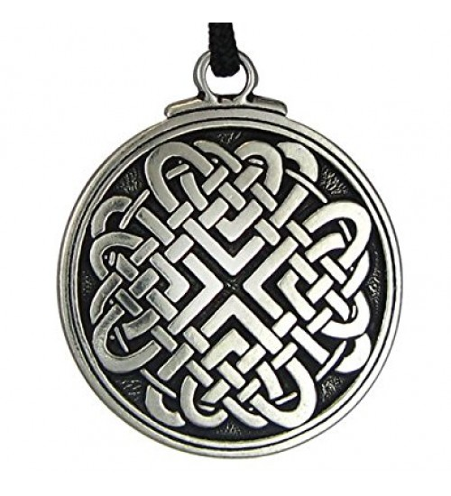 Celtic Love Knot Pewter Necklace at All Wicca Store Magickal Supplies, Wiccan Supplies, Wicca Books, Pagan Jewelry, Altar Statues