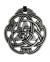 Celtic Peace Knot Pewter Necklace All Wicca Store Magickal Supplies Wiccan Supplies, Wicca Books, Pagan Jewelry, Altar Statues