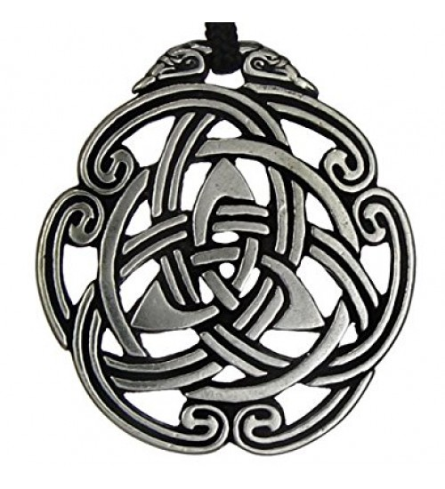 Celtic Peace Knot Pewter Necklace at All Wicca Store Magickal Supplies, Wiccan Supplies, Wicca Books, Pagan Jewelry, Altar Statues