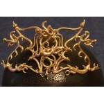 Triple Dragon Bronze Wiccan Circlet