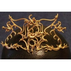 Triple Dragon Bronze Wiccan Circlet All Wicca Wiccan Altar Supplies, Books, Jewelry, Statues