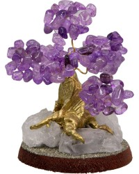Amethyst Gemstone Wishing Tree All Wicca Supply Shop Wiccan Supplies, All Wicca Books, Pagan Jewelry, Altar Statues
