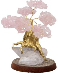 Rose Quartz Gemstone Wishing Tree All Wicca Supply Shop Wiccan Supplies, All Wicca Books, Pagan Jewelry, Altar Statues