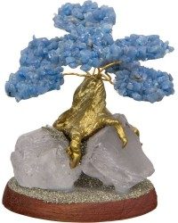 Angelite Gemstone Wishing Tree All Wicca Supply Shop Wiccan Supplies, All Wicca Books, Pagan Jewelry, Altar Statues