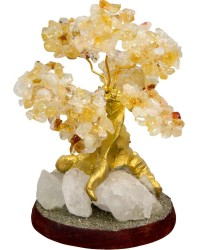 Citrine Gemstone Wishing Tree All Wicca Store Magickal Supplies Wiccan Supplies, Wicca Books, Pagan Jewelry, Altar Statues