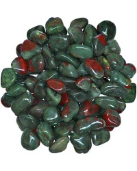 Bloodstone Tumbled Stones - 1 Pound Bag All Wicca Supply Shop Wiccan Supplies, All Wicca Books, Pagan Jewelry, Wiccan Altar Statues