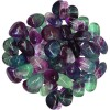 Fluorite Tumbled Stones - 1 Pound Bag at All Wicca Store Magickal Supplies, Wiccan Supplies, Wicca Books, Pagan Jewelry, Altar Statues