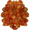 Carnelian Tumbled Stones - 1 Pound Pack at All Wicca Store Magickal Supplies, Wiccan Supplies, Wicca Books, Pagan Jewelry, Altar Statues