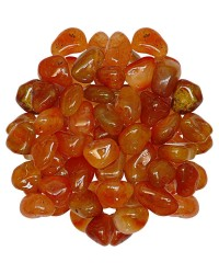 Carnelian Tumbled Stones - 1 Pound Pack All Wicca Store Magickal Supplies Wiccan Supplies, Wicca Books, Pagan Jewelry, Altar Statues