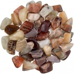 Moonstone Tumbled Stones - 1 Pound Pack