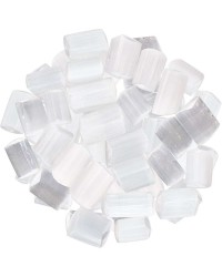 Selenite Tumbled Gemstones 1/2 Pound Pack All Wicca Store Magickal Supplies Wiccan Supplies, Wicca Books, Pagan Jewelry, Altar Statues