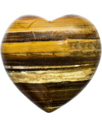 Tiger Eye Heart Stone All Wicca Store Magickal Supplies Wiccan Supplies, Wicca Books, Pagan Jewelry, Altar Statues