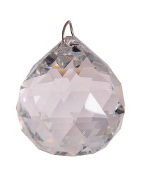 Crystal Prism Faceted Sphere All Wicca Store Magickal Supplies Wiccan Supplies, Wicca Books, Pagan Jewelry, Altar Statues