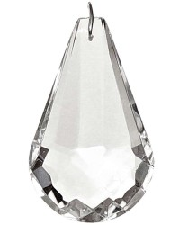 Crystal Prism Faceted Drop All Wicca Store Magickal Supplies Wiccan Supplies, Wicca Books, Pagan Jewelry, Altar Statues