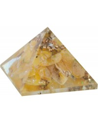 Aventurine Solar Plexus Chakra Orgone Pyramid All Wicca Magickal Supplies Wiccan Supplies, Wicca Books, Pagan Jewelry, Altar Statues