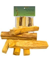 Palo Santo Wood Incense Sticks - 2 oz All Wicca Store Magickal Supplies Wiccan Supplies, Wicca Books, Pagan Jewelry, Altar Statues