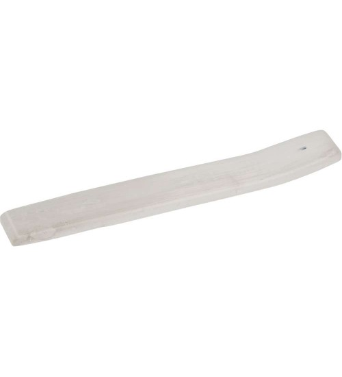 Selenite Gemstone Incense Boat at All Wicca Store Magickal Supplies, Wiccan Supplies, Wicca Books, Pagan Jewelry, Altar Statues