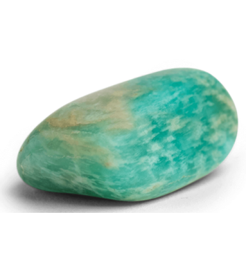 Amazonite Tumbled Stone for Clarity at All Wicca Store Magickal Supplies, Wiccan Supplies, Wicca Books, Pagan Jewelry, Altar Statues