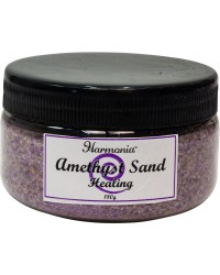 Amethyst Gemstone Sand for Healing