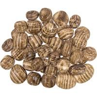 Aragonite Tumbled Stones - 1 Pound Pack
