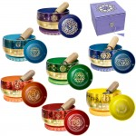 7 Chakra Small Singing Bowl Set