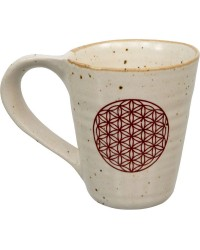 Flower of Life 10 oz Ceramic Mug All Wicca Store Magickal Supplies Wiccan Supplies, Wicca Books, Pagan Jewelry, Altar Statues