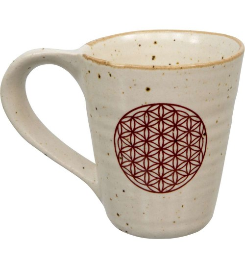 Flower of Life 10 oz Ceramic Mug at All Wicca Store Magickal Supplies, Wiccan Supplies, Wicca Books, Pagan Jewelry, Altar Statues