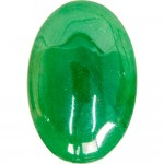 Green Aventurine Palm Stone for Success
