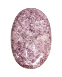 Lepidolite Palm Stone for Peace and Emotional Balance All Wicca Store Magickal Supplies Wiccan Supplies, Wicca Books, Pagan Jewelry, Altar Statues